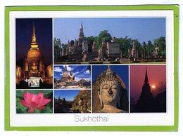SUKHOTHAI HISTORICAL PARK, SUKHOTHAI - Tailandia