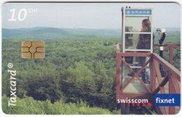 SWITZERLAND B-892 Chip Swisscom - Communication, Phone Booth - Used - Switzerland
