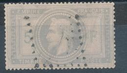 N°33 LOSANGE G.C. - 1863-1870 Napoleone III Con Gli Allori