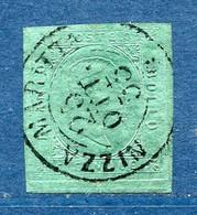 Italie, Sardaigne, N° 4 Oblitéré TB - Sardaigne