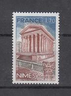 1981  N°2133   NEUF**  CATALOGUE YVERT & TELLIER - Frankreich