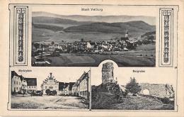 92355 Velburg – Panorama, Markt, Litho, AK, Bayern - Unclassified