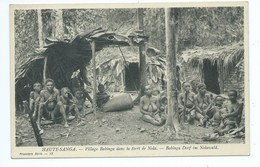 Haute Sanga Village Babinga Dans La Forêt De Nola ( Seins Nus ) - Congo Français - Autres