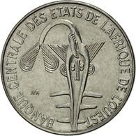 Monnaie, West African States, Franc, 1977, Paris, SUP, Steel, KM:8 - Monnaies