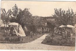 CPA Houlgate La Ferme Des Aunettes 14 Calvados - Houlgate