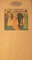 MENU Illustré Vierge - TBE - Menus