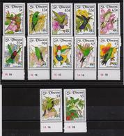 St. Vincent 1992, Birds, Complete Set, MNH. Cv 26 Euro - St.Vincent (1979-...)