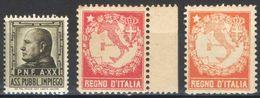 B13) ITALIA ERINNOFILI LOTTO NUOVI - Fiscales