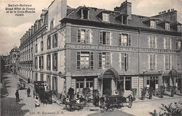 ¤¤  -  SAINT-BRIEUC   -  Hôtel De France Et De La Croix Blanche Réunis    -  ¤¤ - Saint-Brieuc