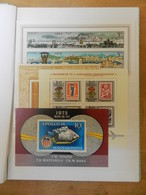 Hungary : Selction Of 50 Blocks UM , High Cat Value ( 196 ) - Stamps
