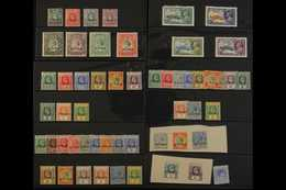 BRITISH COMMONWEALTH SPECIMENS  Useful Accumulation Of Sets And Part Sets Including Somaliland Protectorate 1912 Values  - Briefmarken
