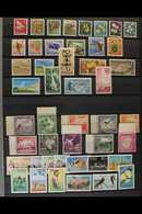 BRITISH COMMONWEALTH  MINT / NEVER HINGED MINT Mostly KGVI To 1980s Ranges With Some Earlier See, We Note Good Australia - Briefmarken