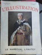L'Illustration Hors Série Août 1934 Le Maréchal Lyautey - Journaux - Quotidiens