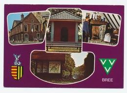 Bree - St Michielskerk, Jan Van Abroek, Banneux - VVV - Bree