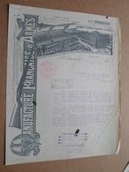 Manufacture Française D'ARMES - St Etienne / 1901 > Le Comte De CARMOY ( Correspondance / Facture / Bon De Commande ) ! - Frankreich