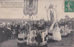 PARDON DE SAINTE ANNE LA PALUE COSTUMES FOLKLIRE BELLE ANIMATION    ACHAT IMMEDIAT - Francia