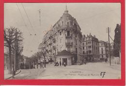 LAUSANNE AVENUE DE RUMINE - VD Vaud