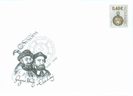 ** Envelope COB 104 Slovakia 400 Years Of The Zilina Synod 2010 Reformation - Christentum