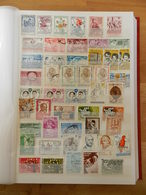 Belgium : Used Collection 1965-2004 GOOD !! ( 216 ) - Stamps