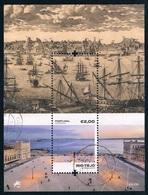 Portugal - Vues De La Rivière Tagus BF (année 2018) Oblit. - 1910-... République