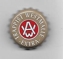 97 / BELGIQUE / CAPSULE BIERE TRAPPISTE WESTMALLE EXTRA / BR. ABBAYE CISTERCIENNE - WESTMALLE - Bière