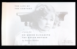 GB 2000, Royal Mail Prestige Stamp Booklet - The Life Of The Century - Booklets