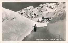 XA.256.  St. Christoph - Arlbergstrasse - Unclassified