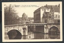 +++ CPA - MALINES  MECHELEN - La Dyle Et Le Pont De La Fontaine  // - Mechelen