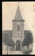 77 -- Jossigny -- L'Eglise - France
