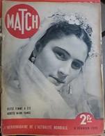 Match N° 32 9 Février 1939 - Journaux - Quotidiens