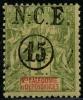 Nouvelle Caledonie (1900) N 58 * (charniere) - Unused Stamps