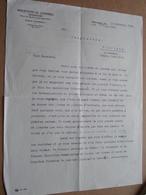 Heilstätte Dr. LEMPERG - HATZENDORF / 1934 > Desplantes ( Correspondance / Facture / Bon De Commande ) ! - Austria