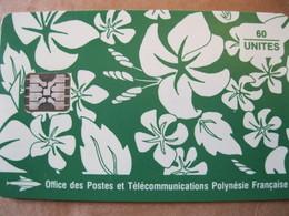 Télécarte Polynesie Française - French Polynesia