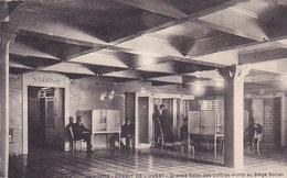 Cpa-49-angers--credit De L'ouest-salle Des Coffres Forts- - Angers