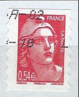 France. Scott # 3259 Used. Marianne Issue. 2006 - Gebruikt