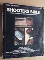 SHOOTER'S BIBLE World's Standard Firearms Reference Book ( N° 63 - Edition 1972 / Stoeger ) Older Book ! - Libros, Revistas, Cómics