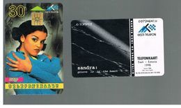 ESTONIA -  EESTI TELEFON  -   1998 RAP, SANDRA - USED - RIF.10558 - Estonia