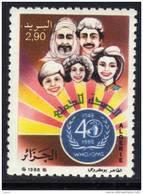 Algérie N ° 933 XX  40ème Anniversaire De L'O.M.S. Sans Charnière TB - Algeria (1962-...)