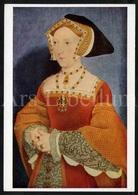 CPA / Postcard / Artist / Hans Holbein / Jane Seymour / Unused / Queen Of England - Pittura & Quadri
