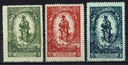 Liechtenstein 1920 // Mi. 40/42 ** (021..838) - Liechtenstein