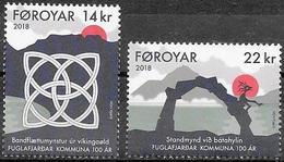 Faroer/Faroe/Féroé: Scavi Archeologici, Archaeological Excavations, Fouilles Archéologiques - Archeologia