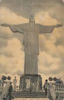 CPA RIO DE JANEIRO- JESUS MONUMENT - Rio De Janeiro