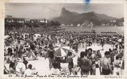 CPA RIO DE JANEIRO- URCA BEACH - Rio De Janeiro