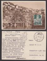 """Germany 1935 DR 559 Bergmann Auf Ak """"Wildberg Im Schwazwald"""" Aus Serie -Das Schöne Deutschland-, OSt. Köln - Deutschland"""