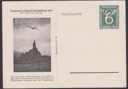 Germany PP149/C2 Deutsche Luftpost-Ausstellung 1941, GA Ungebraucht Luftfahrt NS.-Fliegerkorps - Germany