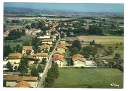 38 Sardieu Vue Générale Aérienne - Autres Communes