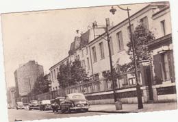 CSM - 2741. IVRY SUR SEINE -  L'école Jean Jacques Rousseau - Ivry Sur Seine