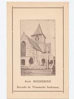 Roosebeke - Rozebeke * Kerk - Zwalm