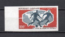 GABON  PA N° 47 NON DENTELE  NEUF SANS CHARNIERE COTE ? €  FOOTBALL - Gabon