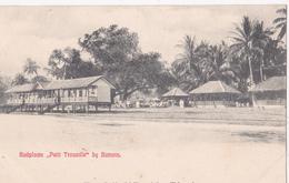 Badplaats,Petit Trouville By Batavia/ Réf:fm:432 - Indonésie